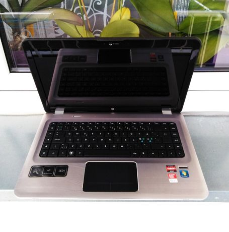 Wydajny laptop HP DV6 /4 Rdzenie/ 4GB-Ram /Szkoła/ Kamera / NISKA CENA
