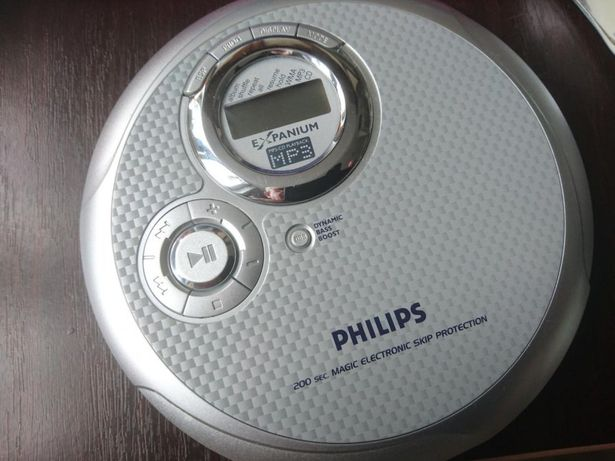 Philips Disc man MP3
