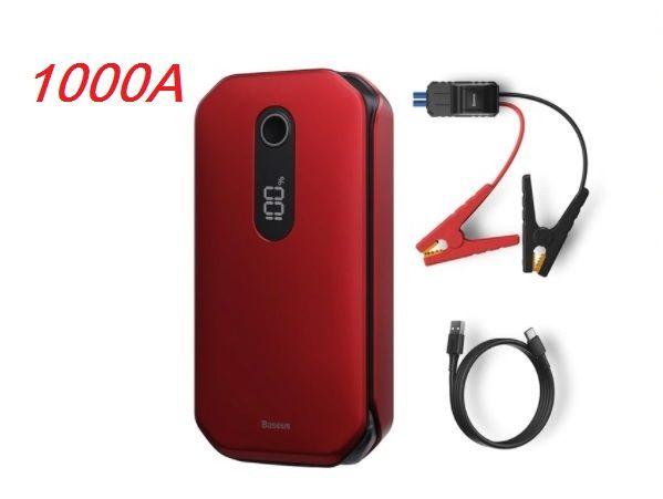 Пусковое зарядное устройство Jamp Starter (AUTOBuster) Baseus 1000A