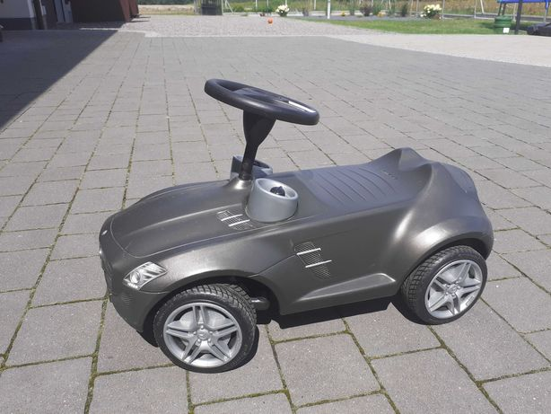 Jezdzik auto Mercedes AMG dla dzieci do odpychania/rezerwacja