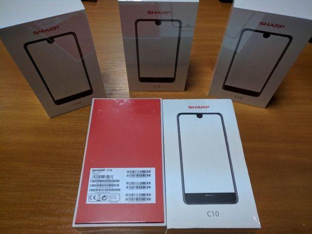 Гарантия! 4+64GB NFC Sharp Aquos C10 S2 Лучше Xiaomi Redmi 8 9а чехол