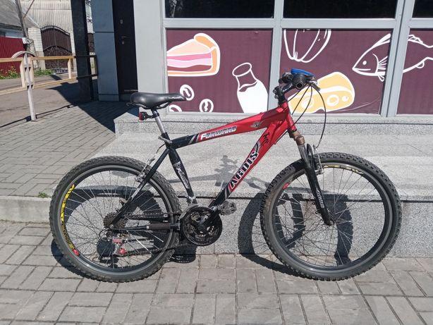 Велосипед+ліхтарик+стоп