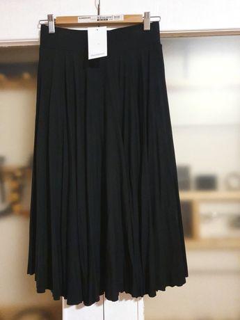 NoSens spódnica czarna z koła
