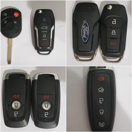 Ключ Ford EDGE, Focus, Escape, F-150 до авто з США