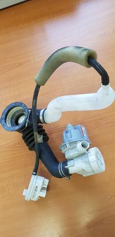 Pompa zmywarki Ariston z osprzętem