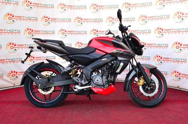 Мотоцикл BAJAJ Pulsar NS200 2021