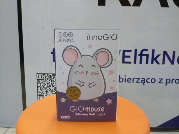 INNOGIO Lampka Nocna Bezpieczna Silikonowa Mouse *NOWA*