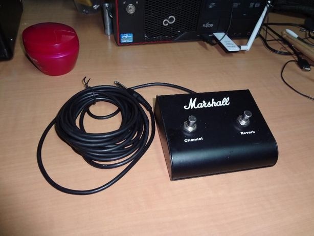Pedal Footswitch Marshall Chanell - Reverb