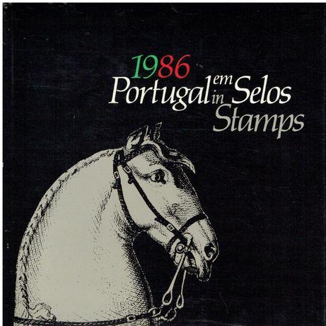 2826 - CTT Portugal em Selos 1986