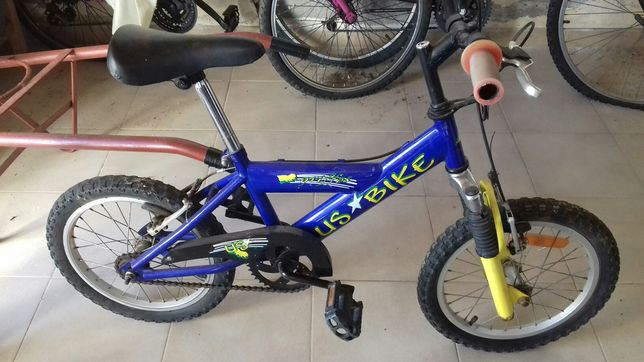 Bicicletas criança
