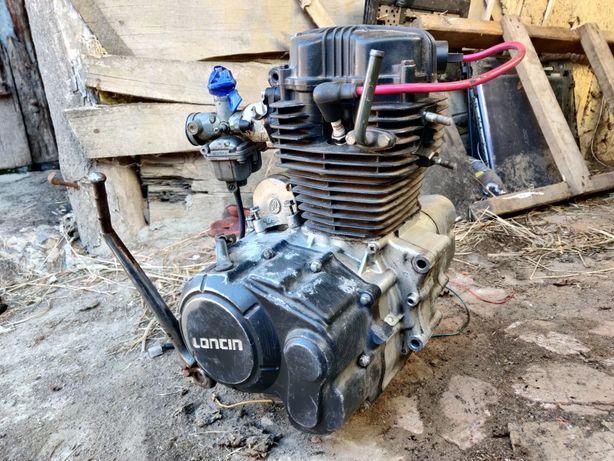 Двигатель 125cc 156FMI рабочий в отличном состоянии!