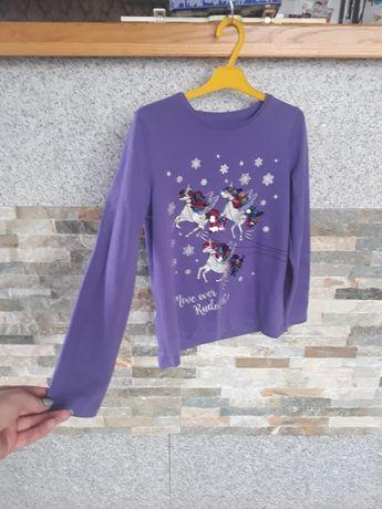 bluzeczka 134 rozmiar. wysyłka 1zl