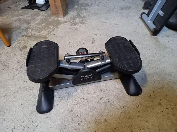 Stepper rotacyjny i boczny