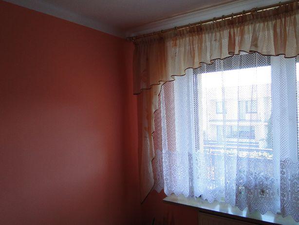 Zasłonki do okna