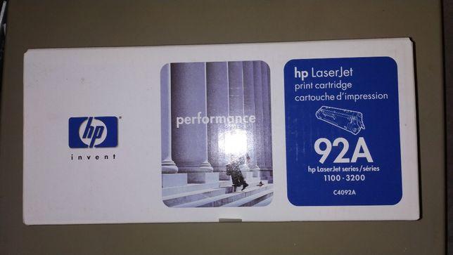 Toner HP LJ 92A Nowy oryginalny