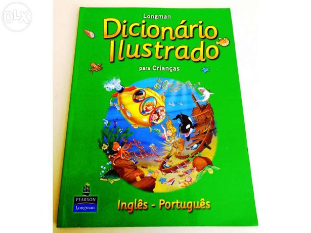 Dicionário ilustrado para crianças - inglês-português (Longman)