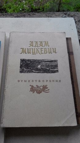 Адам Мицкевич. Стихотворения