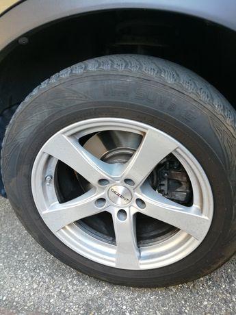 Conjunto de 4 pneus de Inverno e jantes para BMW X4