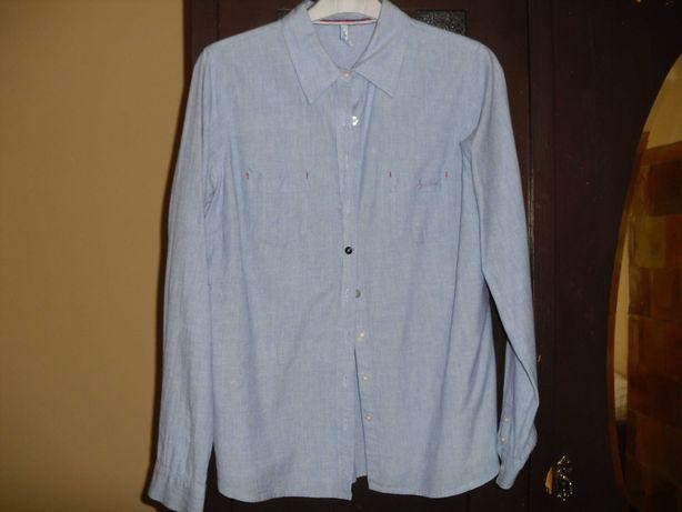 """Bluzka koszulowa w kolorze blue, R.38 """"MULTIBLU""""."""