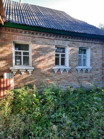 Козаровичи, кирпичный дом 57 кв.м