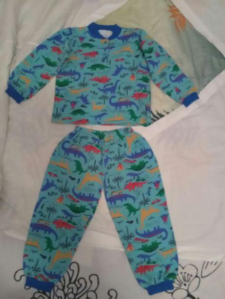 Детская пижама на байке