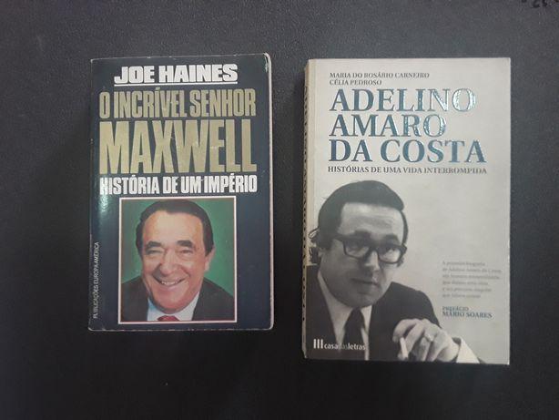 2 livros de leitura