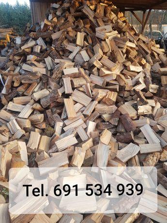 Drewno kominkowo opałowe