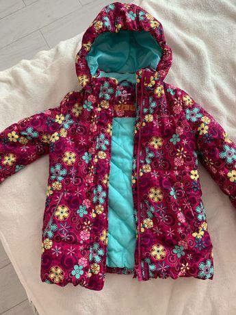 Дитяча зимова  курточка для дівчинки OUTVENTURE