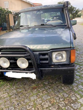 Land rover discovery / vendo ou troco