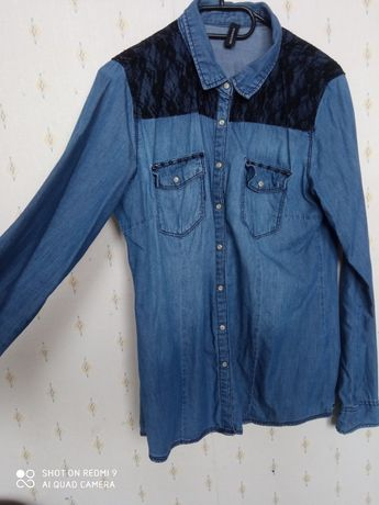 Koszula jeansowa RESERVED S/M