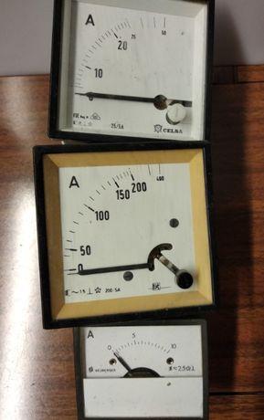 Manómetros antigos