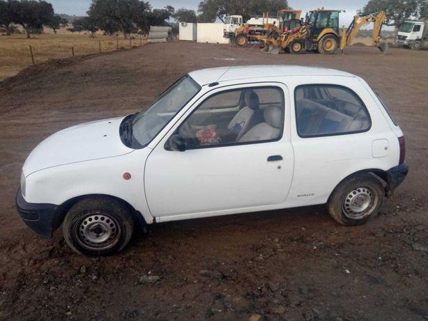 Um carro que e uma maquina