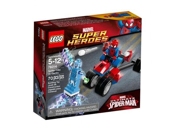 LEGO 76014 Spider-Man vs ELECTRO - Nowe