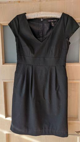 Sukienka H&M mała czarna na święta