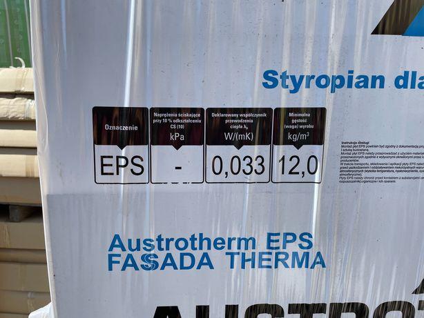 Styropian grafitowy  Austrotherm  20 cm