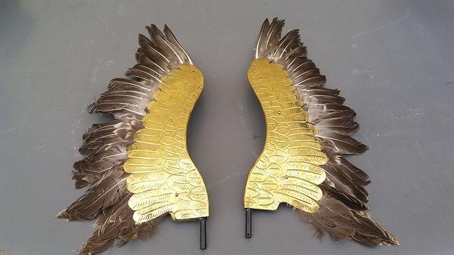 zbroja husarska - skrzydła