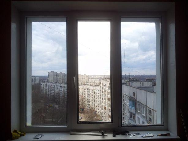 Тонировка окон,балконов