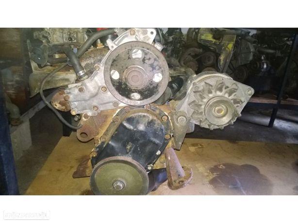Motor Renault 11 Turbo