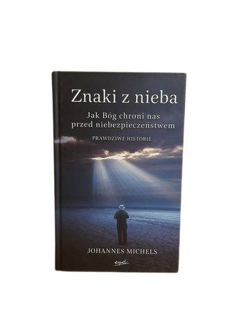 "Książka ""Znaki z nieba"" - J. Michels"