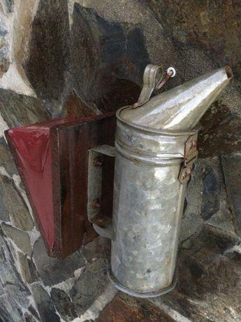 Máquina Fumigador Abelhas Antigo Vintage