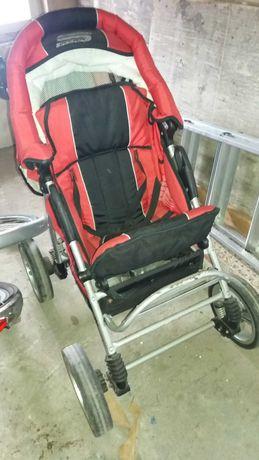 Wózek spacerówka