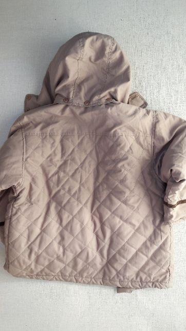 Новая Trespass куртка с капюшон детская