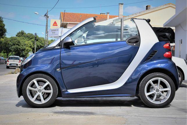 99€ MÊS | Smart Fortwo Cabrio 1.0 MHD 71cv Auto Pulse | 72.000 KM