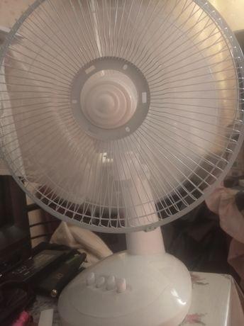 Новый настольный вентилятор