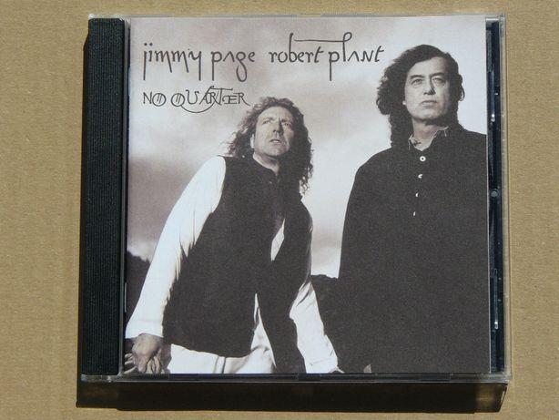 cd Jimmy Page & Robert Plant - No Quarter 1994 wyd.UK/EU