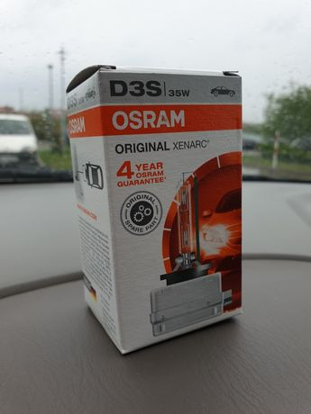 Osram Żarnik D3S Oryginalny 4szt xenon