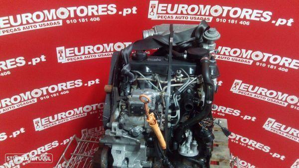 Motor Completo Volkswagen Polo 1.7 SDi [ AHB ]