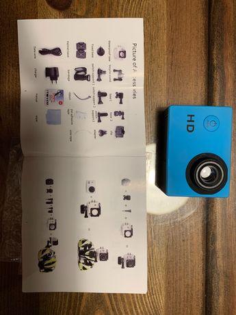 Kamera sportowa full hd 1080p nowa