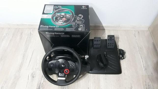 Kierownica Logitech Driving Force GT PSP3 PC + gratis
