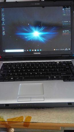 Portátil Toshiba L300 com disco ssd